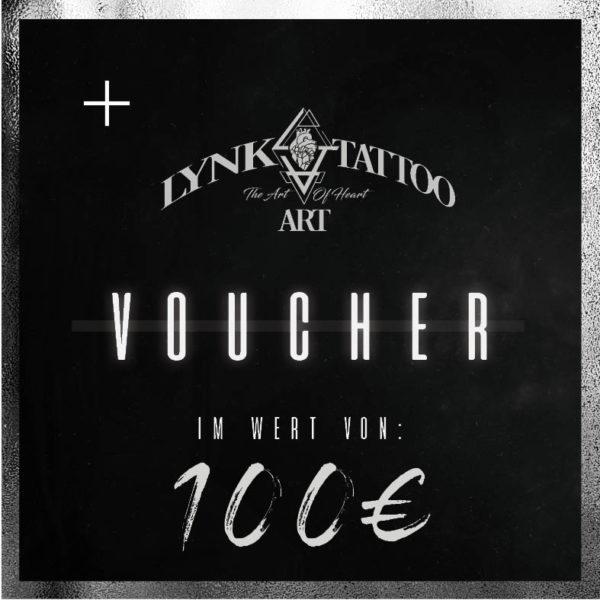 Lynk Tattoo Art Gutschein 100